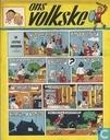 Strips - Ons Volkske (tijdschrift) - 1960 nummer  32