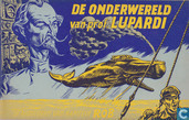 Bandes dessinées - Capitaine Rob - De onderwereld van prof. Lupardi