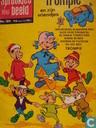 Strips - Familie Tjoeketjoek, De - Trompie en zijn vriendjes