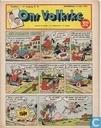 Bandes dessinées - Ons Volkske (tijdschrift) - 1955 nummer  28