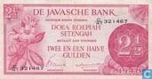 2 ½ rupiah indonésien