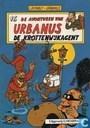 Strips - Urbanus [Linthout] - De krottenwijkagent
