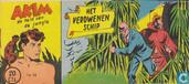 Comic Books - Akim - Het verdwenen schip