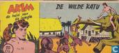 Bandes dessinées - Akim - De wilde Katu