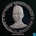 Indonesia 1000 rupiah 1970