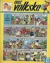 Bandes dessinées - Ons Volkske (tijdschrift) - 1960 nummer  3