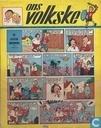 Bandes dessinées - Ons Volkske (tijdschrift) - 1960 nummer  23