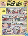 Strips - Ons Volkske (tijdschrift) - 1958 nummer  35