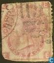 Queen Victoria Rose Watermark