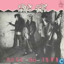 Disques vinyl et CD - Stray Cats - Rock This Town