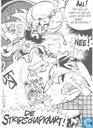 Stripmaatschapkaart 1991