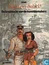 Bandes dessinées - Capitaine Sabre - De kruistocht van de kunstenmakers