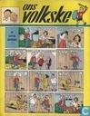 Comic Books - Ons Volkske (tijdschrift) - 1960 nummer  27