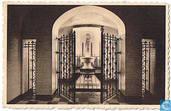 Leuven, Paters der HH. Harten, Paters Damiaanplein, Heiligdom van Sint-Jozef, Lampenkapel