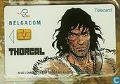 Telefoonkaarten - Belgacom - Thorgal: De blauwe ziekte