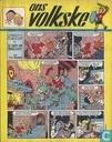 Strips - Ons Volkske (tijdschrift) - 1960 nummer  39
