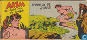Bandes dessinées - Akim - Terug in de jungle