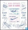 Air Cosmos s - 1. Bi-Sonic nach dem Flug
