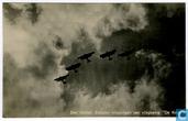 Den Helder Eskader vliegtuigen van vliegkamp De Kooy