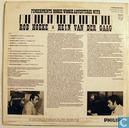 Disques vinyl et CD - Albers, Eef - Fingerprints - Boogie woogie adventures with Hoeke, Rob & Hein van der Gaag