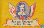 Strips - Kapitein Rob - Jan van Riebeeck in Zuid-Afrika