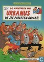Strips - Urbanus [Linthout] - De Jef Patatten-invasie