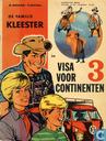 Visa voor 3 continenten