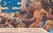 De sultan van Akaiim + Het water des levens + Het stenen afgodsbeeld + De ondergang van Atlantis