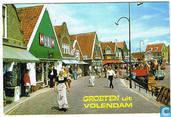 Groeten uit Volendam