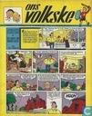 Bandes dessinées - Ons Volkske (tijdschrift) - 1960 nummer  33