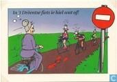 In 't Dreèntse fiets ie ..(DA 74)