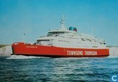Scheepvaart - Townsend Thoresen