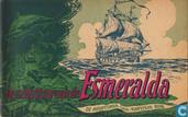 Comics - Captain Rob - De schatten van de Esmeralda