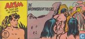 Comic Books - Akim - De bronvergiftigers