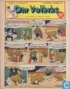 Bandes dessinées - Ons Volkske (tijdschrift) - 1955 nummer  41