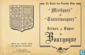 Scènes et Types de Bourgogne - La route des Grands Vins