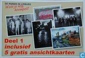Steenkool - De mijnen in Limburg