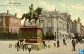 Ruiterstandbeeld van Prins Willem I