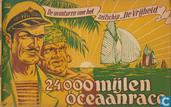 Strips - Kapitein Rob - 24.000 mijlen oceaanrace