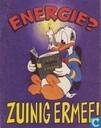 Comic Books - Donald Duck (magazine) - Op zoek naar energie