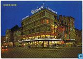 Koksijde - Koninklijke baan - Route Royale - confiserie Verdonck
