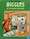 Comic Books - Biggles - De terugkeer van Hawk