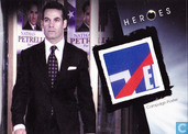 Nathan Petrelli Campaign Poster