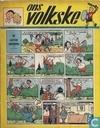 Bandes dessinées - Ons Volkske (tijdschrift) - 1960 nummer  11