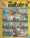 Comic Books - Ons Volkske (tijdschrift) - 1960 nummer  11