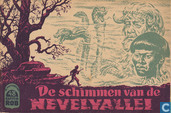 Comics - Captain Rob - De schimmen van de Nevelvallei