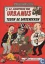 Strips - Urbanus [Linthout] - Tegen de Dikkenekken