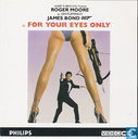 DVD / Vidéo / Blu-ray - VCD video CD - For Your Eyes Only