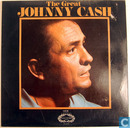 Disques vinyl et CD - Cash, Johnny - The Great Johnny Cash