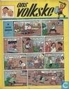 Strips - Ons Volkske (tijdschrift) - 1960 nummer  5